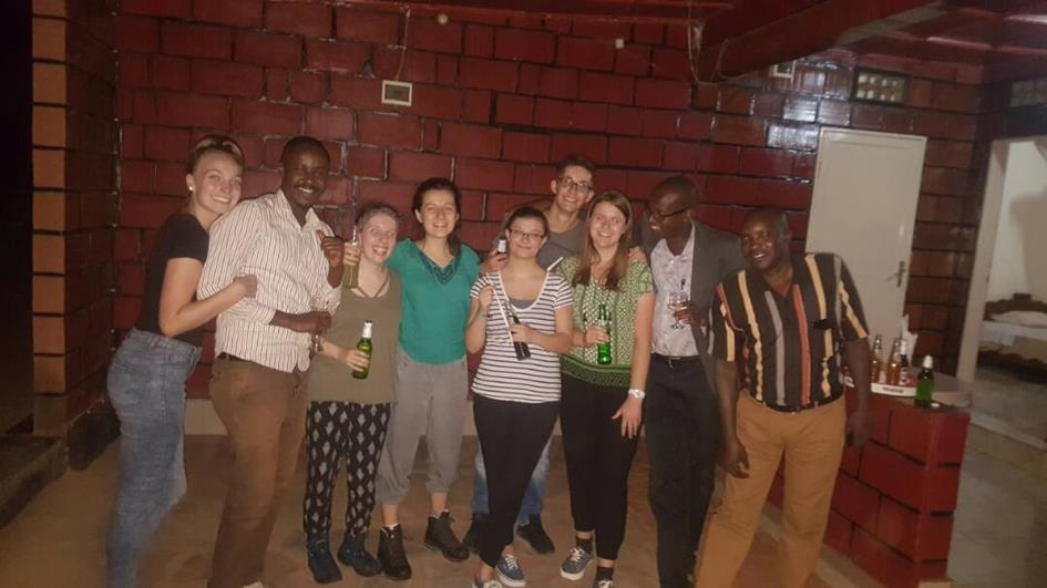 Neue Freiwilligen-Generation ist in Ruanda angekommen!