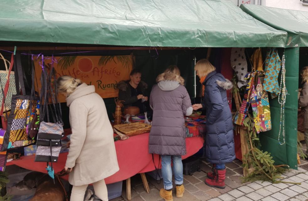 Weihnachtsmarkt in Bad Boll 2019